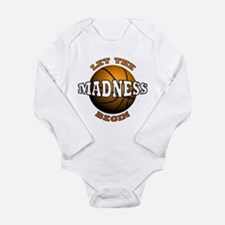 The Madness Begins Body Suit