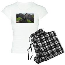 Peregrine Falcon Pajamas