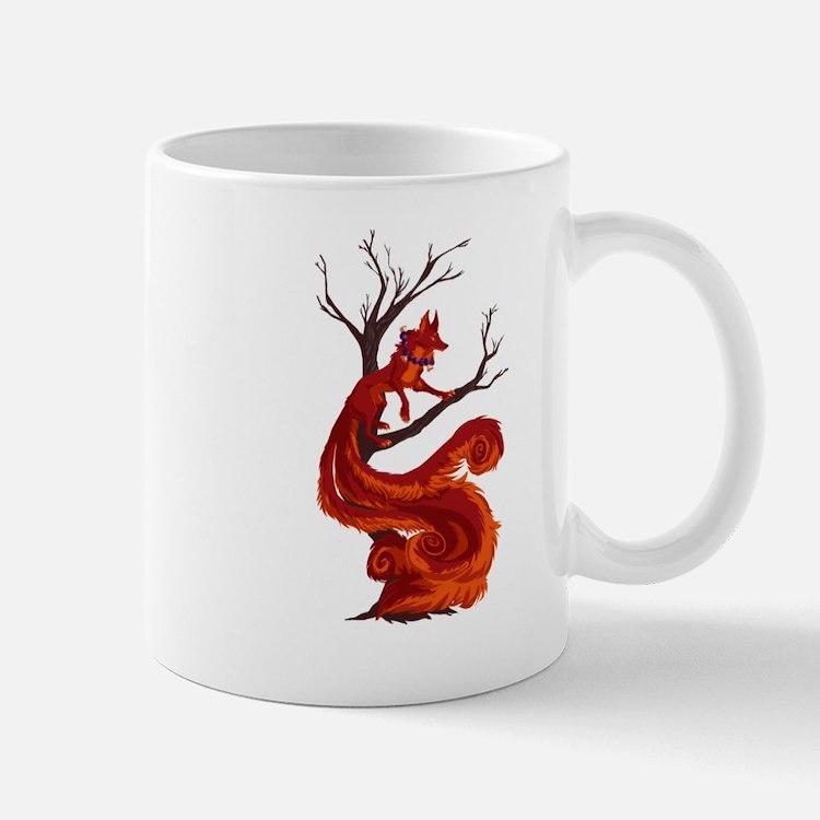 The kitsune Mug