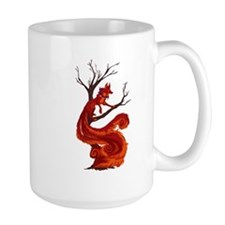 The kitsune Mug