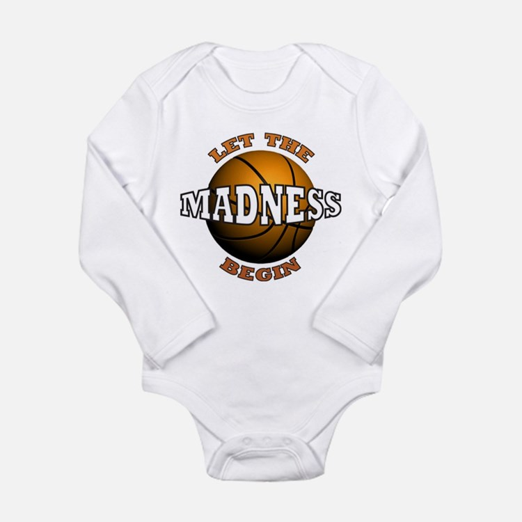 Madness Begins - Body Suit