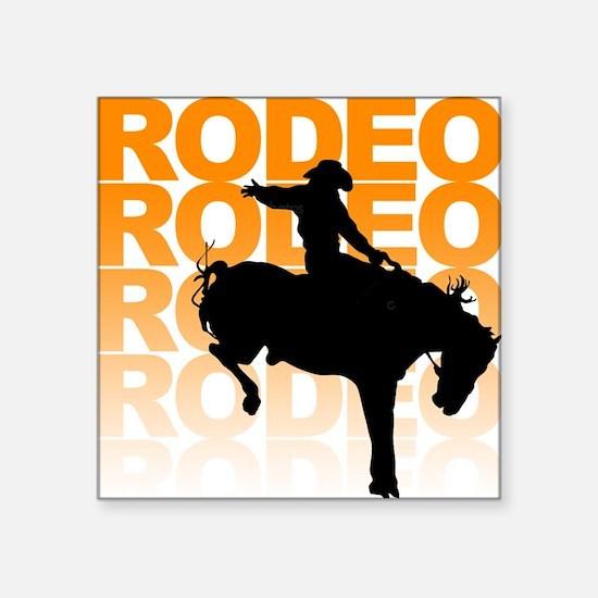 rodeo Sticker