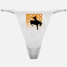 rodeo Classic Thong