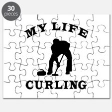 My Life Curling Puzzle