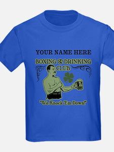 Personalizable Irish Club T-Shirt