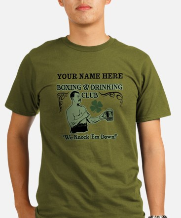 Personalizable Irish Club T-Shirt