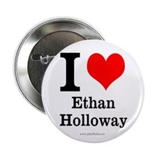 I Love Ethan Holloway Button