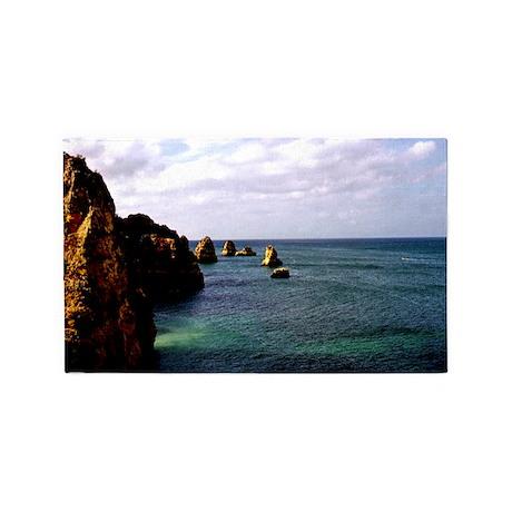 Portugal Ocean 3'x5' Area Rug