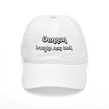 Sexy: Gannon Baseball Cap