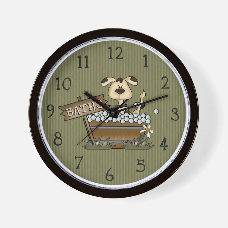 bath clocks bath wall clocks large modern kitchen clocks