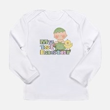 first easter egg baby 3 Long Sleeve T-Shirt