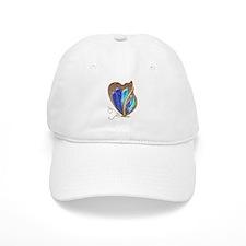 Bejeweled Butterfly Baseball Baseball Cap
