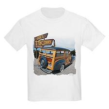 Joe's Tiki Woody Kids T-Shirt
