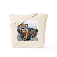 Joe's Tiki Woody Tote Bag