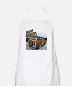 Joe's Tiki Woody BBQ Apron