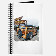 Joe's Tiki Woody Journal