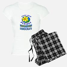 DEPORT DEMOCRATS Pajamas