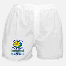 DEPORT DEMOCRATS Boxer Shorts