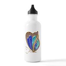Bejeweled Butterfly Water Bottle