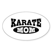 Karate Mom Decal