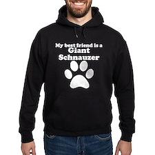 Giant Schnauzer Best Friend Hoodie