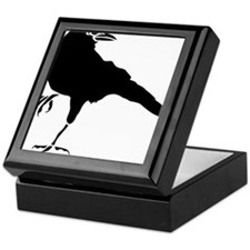 Crow Keepsake Box