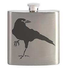 Crow Flask