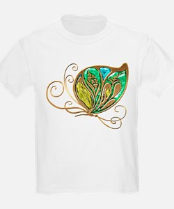 Bejeweled Fusion Butterfly T-Shirt