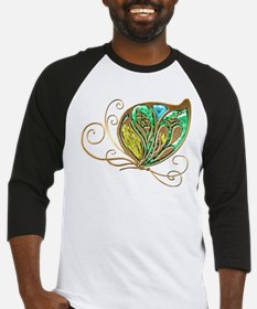 Bejeweled Fusion Butterfly Baseball Jersey