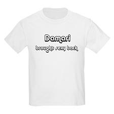 Sexy: Damari Kids T-Shirt