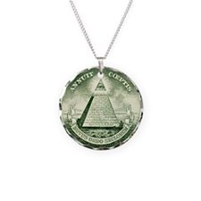 Unique Presidential seal Necklace