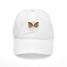 Butterfly Innocences Baseball Baseball Cap