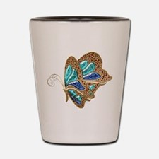 Exceptional Butterfly Shot Glass