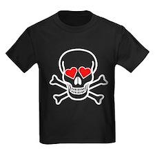 Skull And Hearts T-Shirt