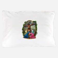 jsketch copy Pillow Case