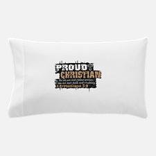 ProudChristian copy Pillow Case
