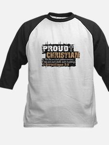 ProudChristian copy Baseball Jersey