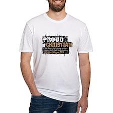 ProudChristian copy T-Shirt