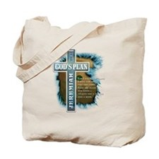 GodsPlan copy Tote Bag