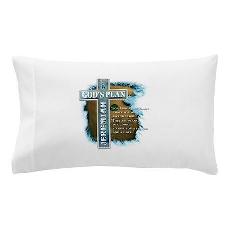 GodsPlan copy Pillow Case