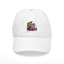 Joe's Tiki Wagon Baseball Cap