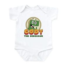 Baby - Cody The Dinosaur Body Suit
