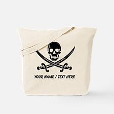 Custom Pirate Tote Bag