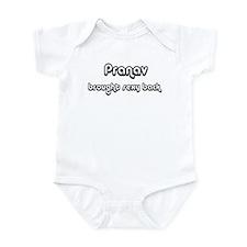 Sexy: Pranav Infant Bodysuit