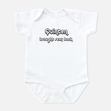 Sexy: Quinten Infant Bodysuit