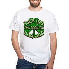 KISS ME I've Been to IRELAND Shirt