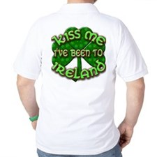 KISS ME I've Been to IRELAND T-Shirt