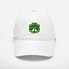 KISS ME I've Been to IRELAND Baseball Baseball Cap