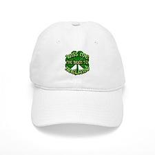 KISS ME I've Been to IRELAND Baseball Cap