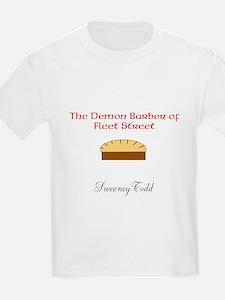The Demon Barber of Fleet Street T-Shirt